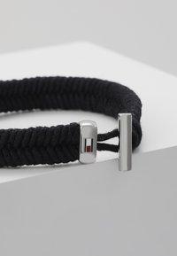 Tommy Hilfiger - BRACELET - Bracelet - black - 5