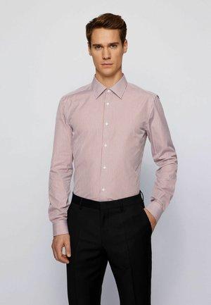 T-CARL - Kostymskjorta - brown