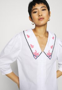 Trendyol - Blouse - white - 3