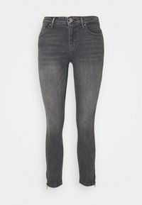 ONLY - ONLKENDELL LIFE - Jeans Skinny - medium grey denim - 5