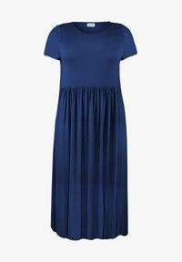 Live Unlimited London - Jersey dress - dark blue - 1
