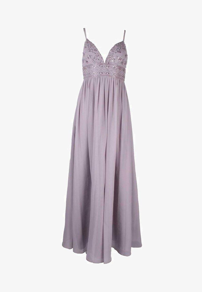 Unique - Day dress - purple