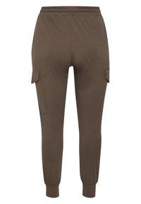 Kaffe Curve - KCSINE  - Cargo trousers - brown - 5