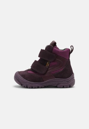 LINZ TEX BABY - Kotníkové boty - purple
