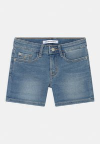 Calvin Klein Jeans - SLIM - Denim shorts - denim - 2