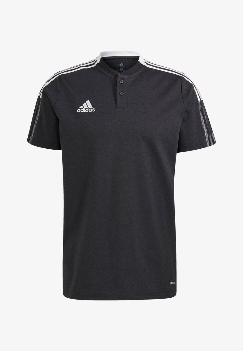 adidas Performance - Tiro - Koszulka sportowa - schwarz