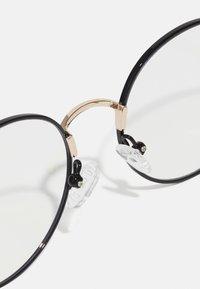 QUAY AUSTRALIA - I SEE YOU - Sunglasses - black/gold-coloured - 3