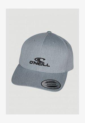 Cap - silver melee