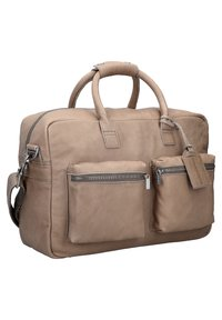 Cowboysbag - THE COLLEGE - Briefcase - elephant grey - 2