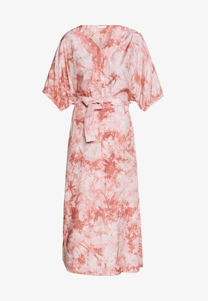 ALLISON BATIK DRESS - Maksimekko - rose batil