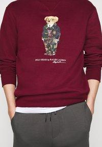 Polo Ralph Lauren - Sweatshirt - classic wine - 5