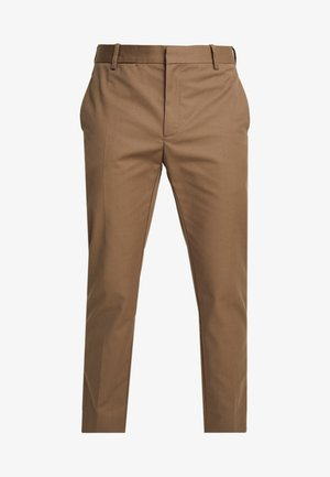 TRISTAN TROUSERS - Trousers - taupe