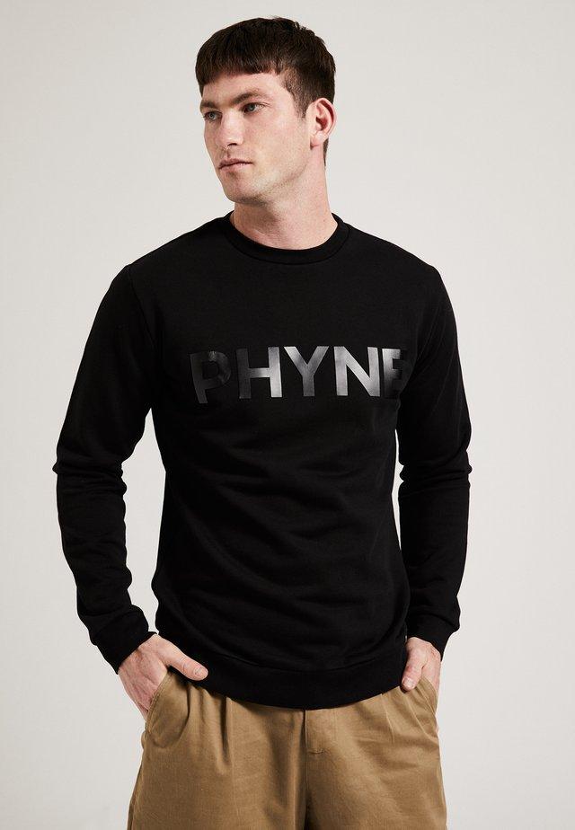 STATEMENT - Sweatshirt - black