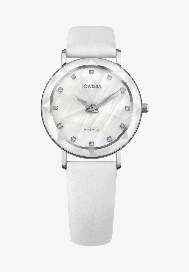 FACET SWISS - Horloge - weiß