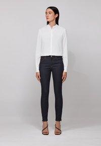 BOSS - EFELIZE - Button-down blouse - white - 1