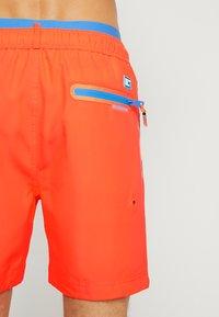 Superdry - STATE VOLLEY SWIM  - Zwemshorts - havana orange - 1