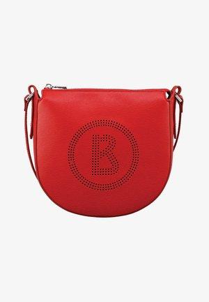 KLARA - Across body bag - red