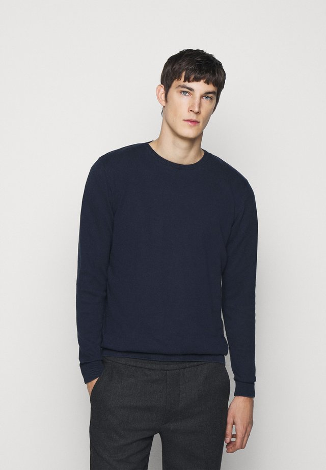 GORDON - Pullover - navy blue