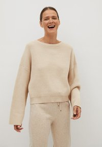 Mango - TOTI - Jumper - light/pastel grey - 0