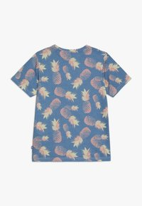 Jack & Jones Junior - JORFUNK TEE CREW NECK - Print T-shirt - ensign blue - 1