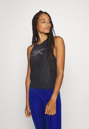 TANK - Sports shirt - black