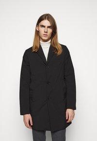 J.LINDEBERG - WOLGER TECH PADDED COAT - Classic coat - black - 0
