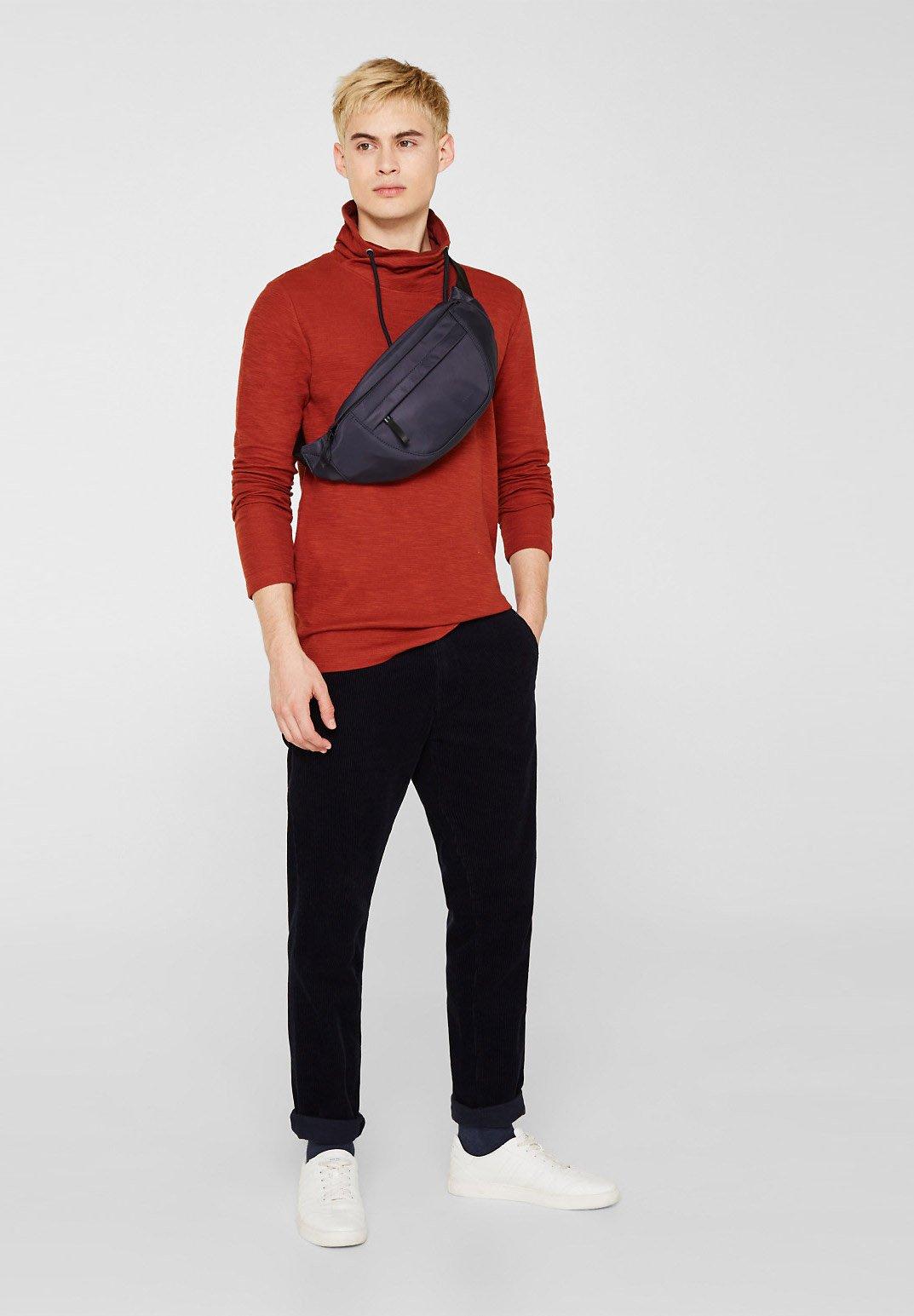 Esprit MIT TUNNELKRAGEN Sweatshirt greygrau Zalando.at