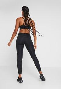 Nike Performance - FAST AIR  - Collant - black/white - 2