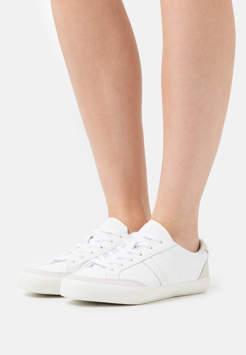 Lacoste - COUPOLE  - Tenisky - white/offwhite