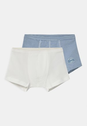 MILLERAIES 2 PACK   - Pants - blue/white