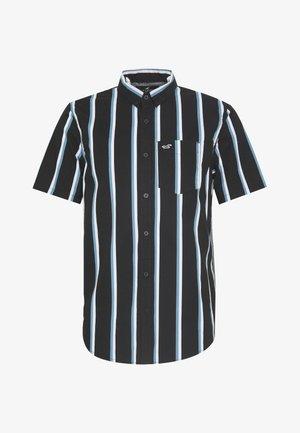 SLIM STRIPE  - Shirt - dark blue