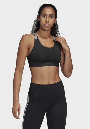 DON'T REST ITERATIONS BRA - Sports-bh'er - grey
