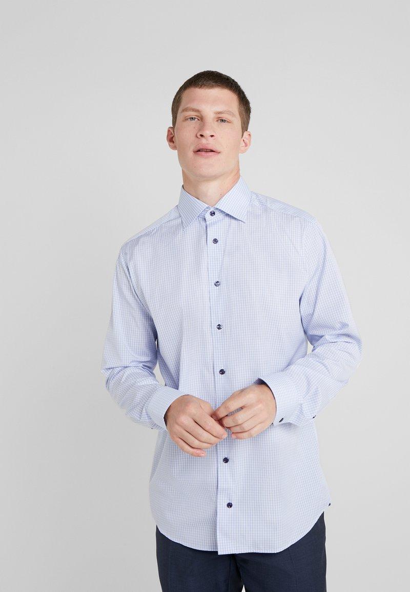 Eton - SLIM FIT - Camicia elegante - light blue