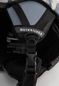 Quiksilver - SLUSH B HLMT KVJ1 - Helmet - true black wichita 2 - 4