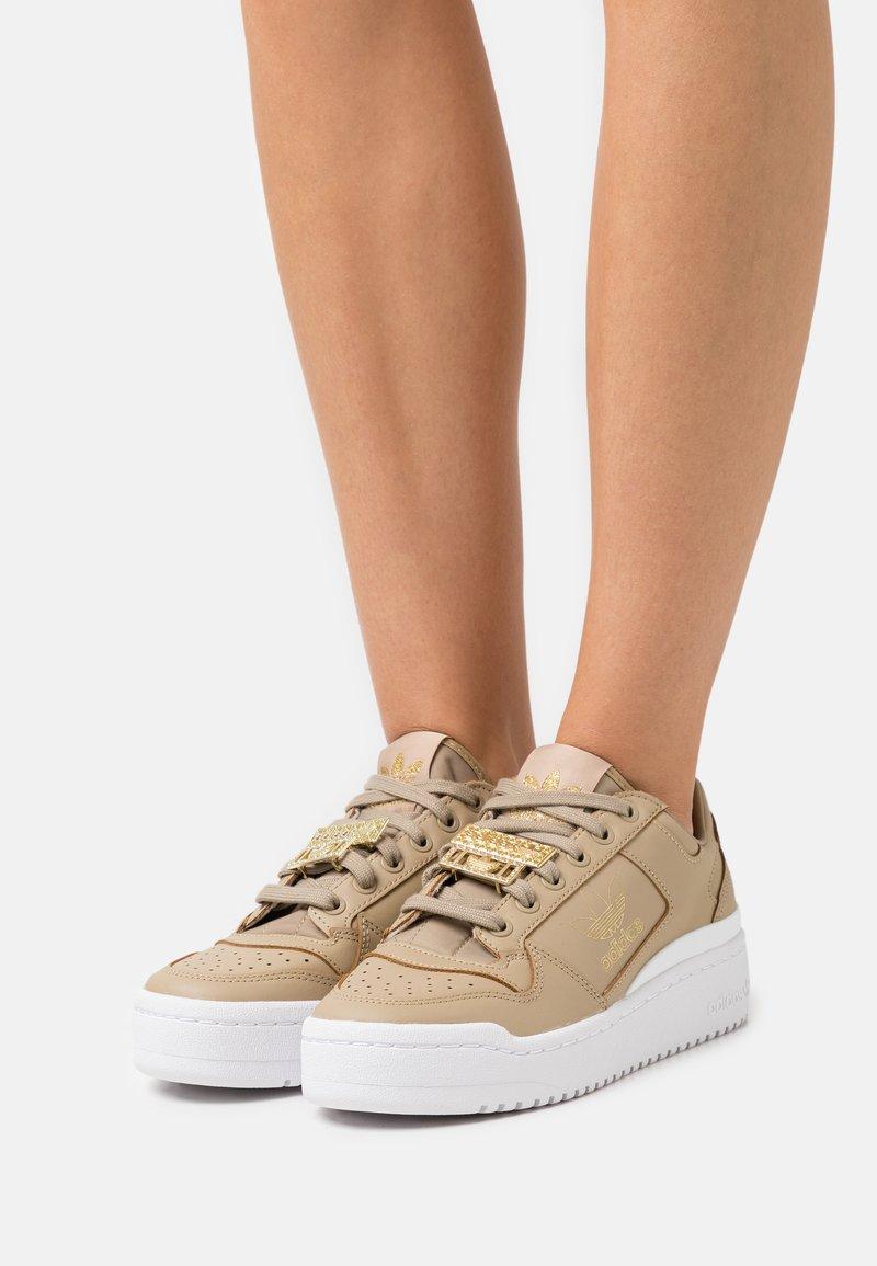 adidas Originals - FORUM BOLD  - Trainers - beige