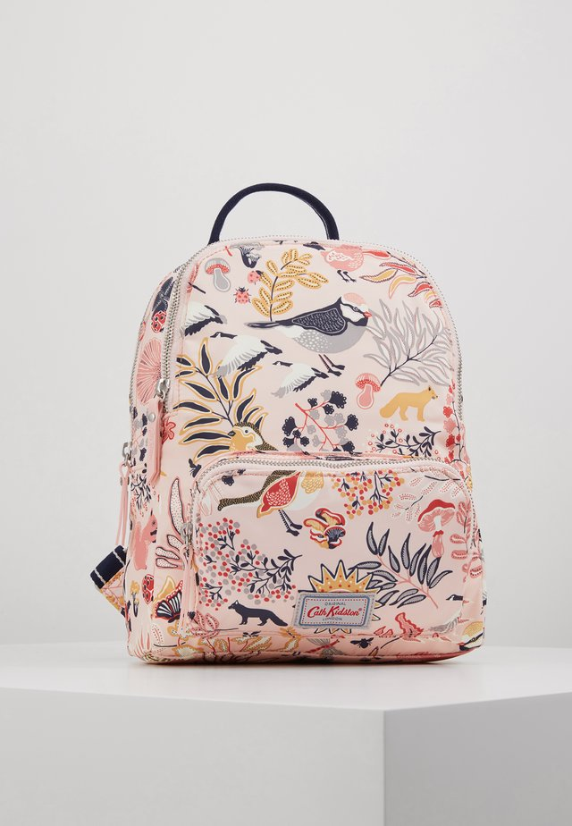 SMALL BACKPACK - Rucksack - blush