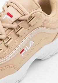 Fila - STRADA JR - Sneaker low - gold - 5