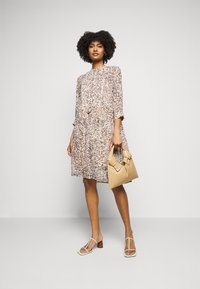 RIANI - Day dress - brown - 1