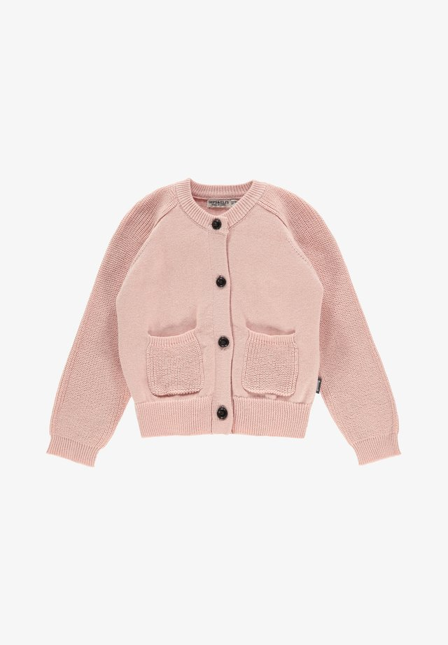 ABERLOUR - Cardigan - light pink