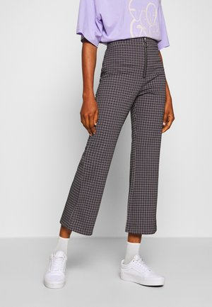 VIVA TROUSERS - Bukser - lilac purple