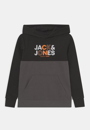 JCOSTEVE HOOD JR - Sweatshirt - black