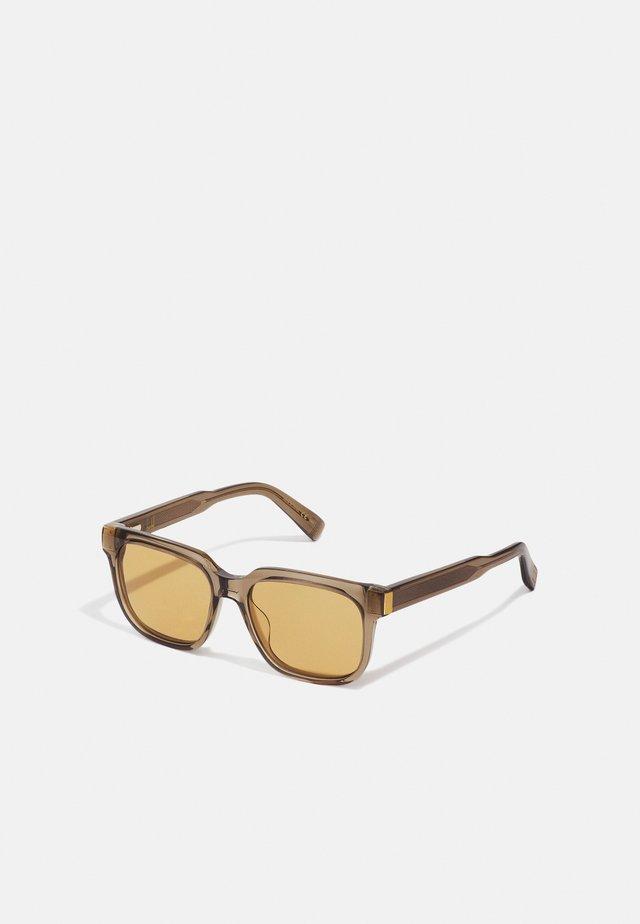 UNISEX - Sunglasses - brown/yellow