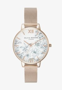 Olivia Burton - TERRAZZO FLORAL - Watch - roségold-coloured - 0
