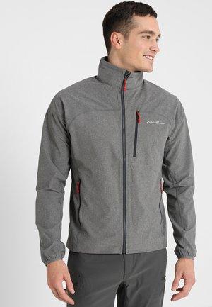 SANDSTONE  - Soft shell jacket - gray mottled