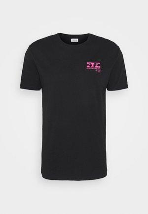UNISEX - T-shirt z nadrukiem - black