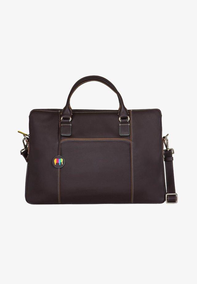 Briefcase - mocha