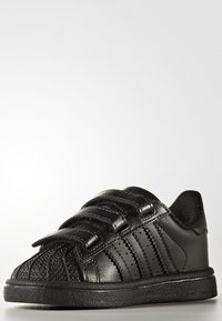adidas Originals - SUPERSTAR CF  - Baby shoes - core black - 2