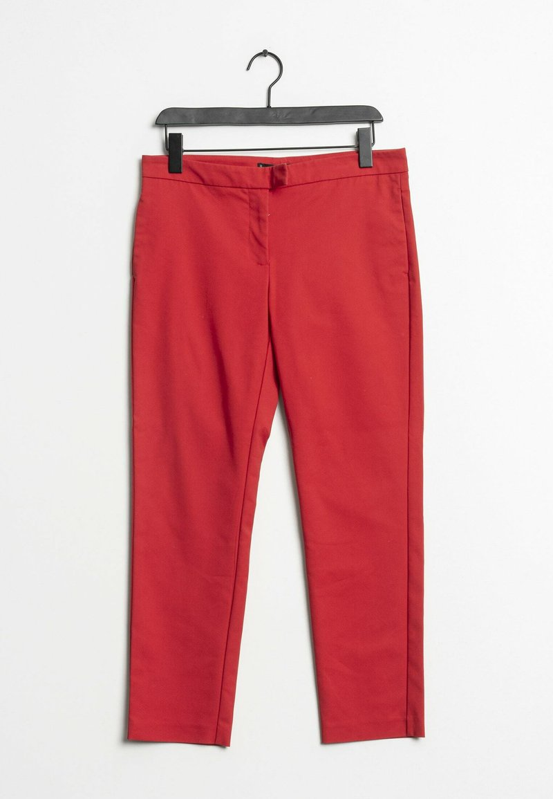 Mango - Trousers - red