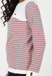 alife & kickin - LEONIE - Long sleeved top - white - 4