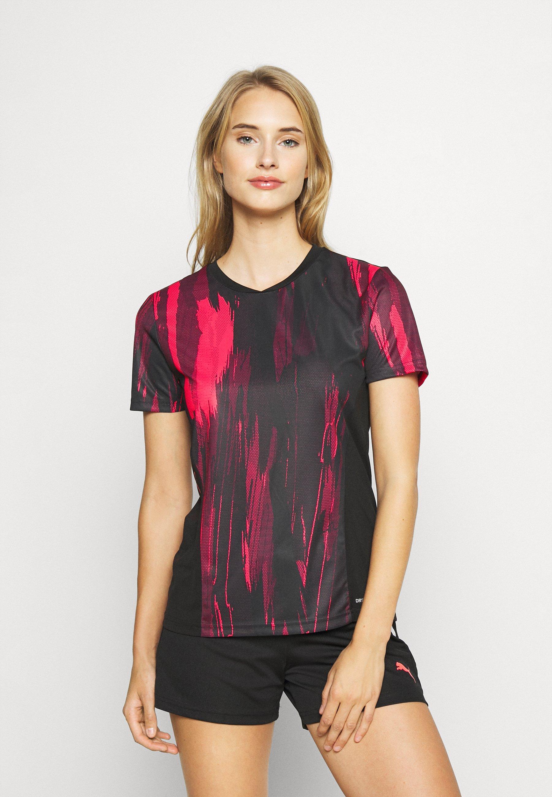 Femme INDIVIDUAL CUP GRAPHIC - T-shirt imprimé